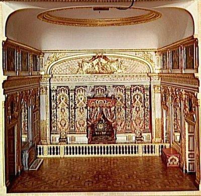 Versailles louis xiv au jour le jour for Chambre louis xiv