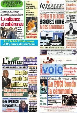 News Abidjan Net Titrologie